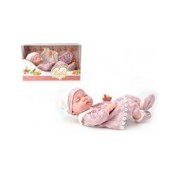 Lalka Baby so lovely z zamkniętymi oczami 41cm - Zabawka