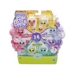 Littlest Pet Shop. Kwiatowy zestaw zwierzaków - Zabawka, od 4 lat