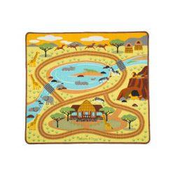 Dywanik do zabawy w safari - Zabawka, od 3 lat