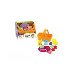 Koszyk z owocami i warzywami - Zabawka