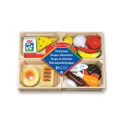 Artykuły spożywcze (25 elementów) - Zabawka, od 3 lat