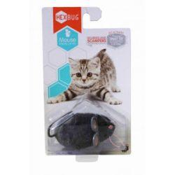Mysz, zabawka dla kota, mix kolorów - Zabawka