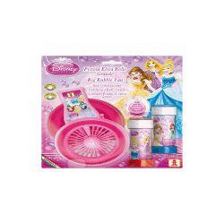 PROMO Wiatrak do robienia baniek mydlanych Princess blister BRIMAREX - Zabawka