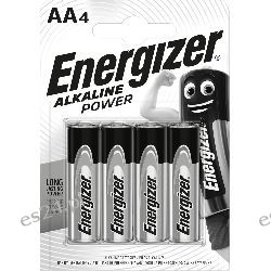 4 x Bateria alkaliczna Energizer Alkaline Power LR6/AA AA (R6)