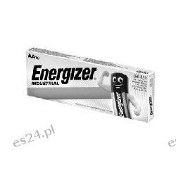 10 x Bateria alkaliczna Energizer Industrial LR6/AA Pozostałe