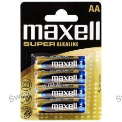 Bateria alkaliczna Maxell Super Alkaline LR6 / AA  AA (R6)
