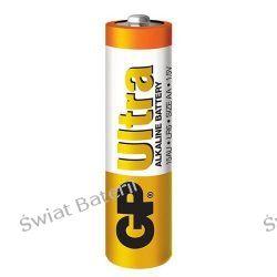Bateria alkaliczna GP Ultra Alkaline LR6 / AA-4 szt AA (R6)