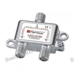 Spliter antenowy Opticum 2 wyściowy RTV i AGD