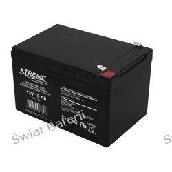 Akumulator żelowy 12V 10Ah  Akumulatory