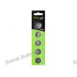 CR2032 blister 5 szt. baterii litowych  Green Cell Baterie