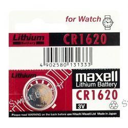 bateria litowa Maxell CR1620 Zasilanie