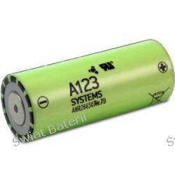 Akumulator ANR26650M1B Lithium Werks 2500mAh LiFePO4 3.3V Zasilanie