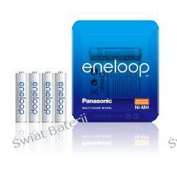 Akumulatorek Panasonic Eneloop R03 AAA 800mAh BK-4MCCE/4BE - 1 sztuka Zasilanie