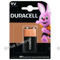 bateria alkaliczna Duracell 6LR61/9V -1 szt Zasilanie