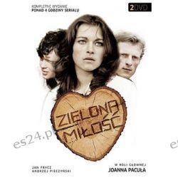 Zielona miłość ( DVD) - Jędryka Stanisław