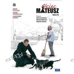 Ojciec Mateusz. Seria 6 ( DVD) - Kostenko Andrzej Pozostałe