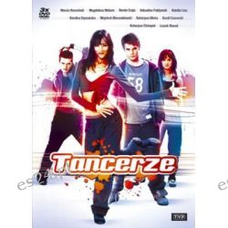 Tancerze. Seria 1 ( DVD) - Parramore Bruce Animowane