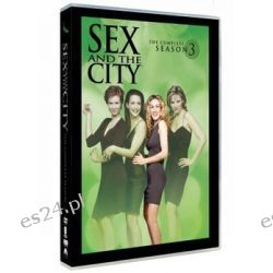 Seks w wielkim mieście. Sezon 3 ( DVD) - Star Darren Animowane