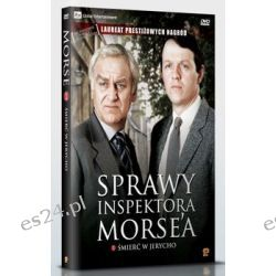 Sprawy Inspektora Morse'a - Śmierć w Jerycho ( DVD) - Reid Alastair Pozostałe