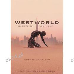 Westworld. Sezon 3 ( DVD) - Getzinger Jennifer Animowane