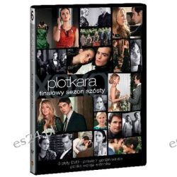 Plotkara. Sezon 6 ( DVD) - Various Directors Pozostałe