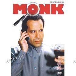 Monk 59: Monk prywatny detektyw / Monk na zjeździe swojego rocznika ( DVD) - Zisk Randall Pozostałe