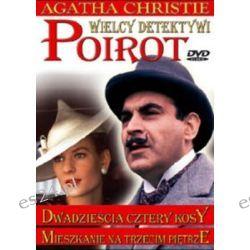 Poirot: Dwadzieścia cztery kosy/Mieszkanie na trzecim piętrze ( DVD) - Bennet Edward