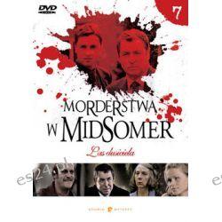 Morderstwa w Midsomer. Las dusiciela ( DVD) - Silberston Jeremy Zagraniczne