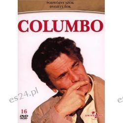 Columbo: Podwójny szok ( DVD) - Butler Robert Zagraniczne