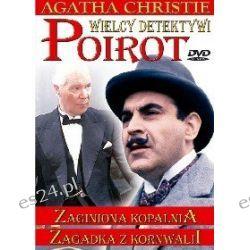 Poirot: Zaginiona Kopalnia / Zagadka z Kornwalii ( DVD) - Bennet Edward Zagraniczne