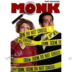 Monk 05: Monk i miliarder bandyta ( DVD) - Cragg Stephen Zagraniczne