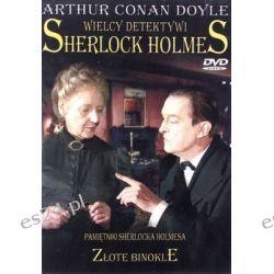 Sherlock Holmes 24: Złote binokle (Wielcy detektywi) ( DVD) - Hammond Peter Zagraniczne