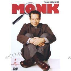 Monk 03: Monk w wesołym miasteczku ( DVD) - Zisk Randall Zagraniczne