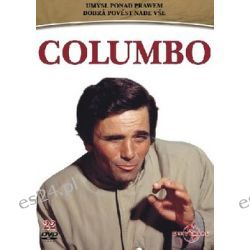 Columbo: Umysł Ponad Prawem ( DVD) - Irving Richard Zagraniczne