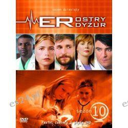Ostry dyżur. Sezon 10 ( DVD) - Crichton Michael Zagraniczne