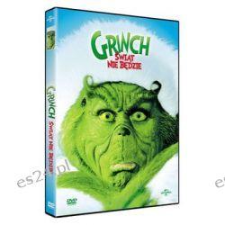 Grinch. Świąt nie będzie ( DVD) - Howard Ron