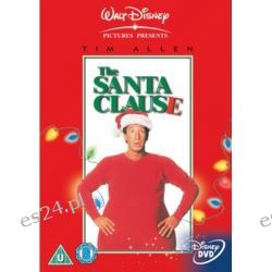 The Santa Clause (brak polskiej wersji językowej) ( DVD) - Pasquin John Pozostałe
