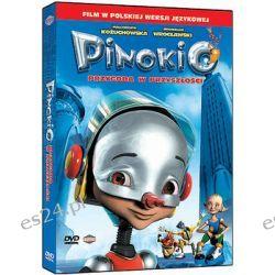 Pinokio: Przygoda w przyszłości ( DVD) - Various Directors