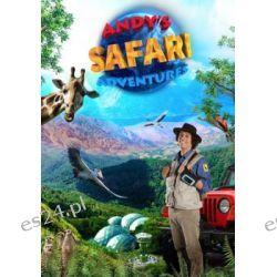 Andy's Safari Adventures: Lions, Giraffes & Other Adventures (brak polskiej wersji językowej) ( DVD) -  Pozostałe