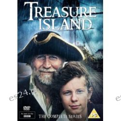Treasure Island (brak polskiej wersji językowej) ( DVD) - Briant Michael E. Pozostałe
