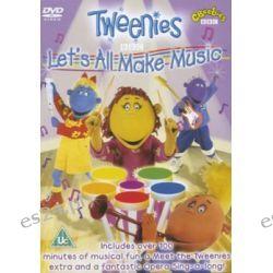 Tweenies: Let's All Make Music (brak polskiej wersji językowej) ( DVD) -  Animowane