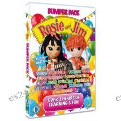 Rosie and Jim Bumper Pack 1 (brak polskiej wersji językowej) ( DVD) -  Pozostałe