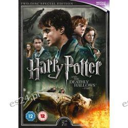 Harry Potter and the Deathly Hallows: Part 2 (brak polskiej wersji językowej) ( DVD) - Yates David Pozostałe