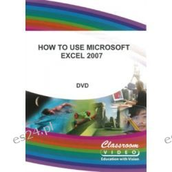 How to Use Microsoft Excel 2007 (brak polskiej wersji językowej) ( DVD) -  Pozostałe