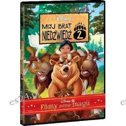 Mój brat niedźwiedź 2 ( DVD) - Gluck Ben Animowane