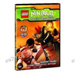 Lego Ninjago: Rok węży / Przygoda trwa. Część 4 ( DVD) - Various Directors Pozostałe