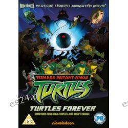 Teenage Mutant Ninja Turtles: Turtles Forever (brak polskiej wersji językowej) ( DVD) - Burdine Roy Pozostałe