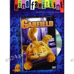 Garfield (booklet) ( DVD) - Hewitt Peter Pozostałe