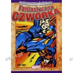 Spiderman: Fantastyczna czwórka ( DVD) - Norton Ezekiel Pozostałe