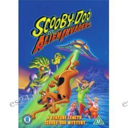 Scooby-Doo: Scooby-Doo and the Alien Invaders (brak polskiej wersji językowej) ( DVD) - Stenstrum Jim Pozostałe